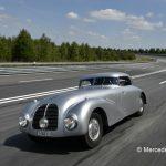 Historischer Lack für Mercedes Benz